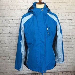 "RADIANCE FREE COUNTRY ""live in it"" SKI JACKET"